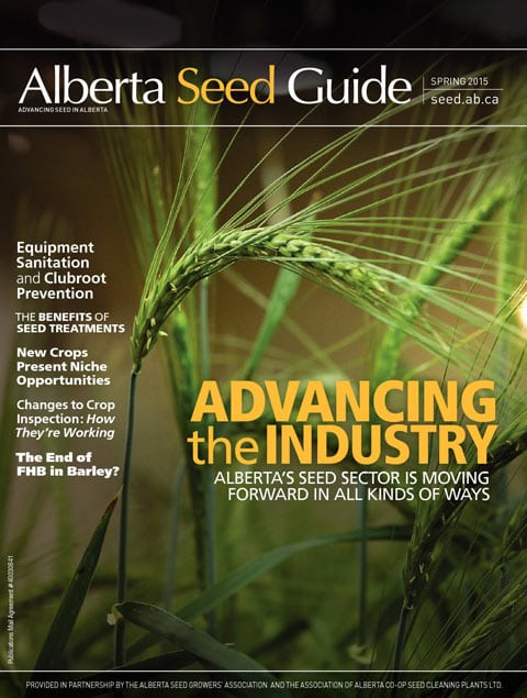 Spring 2015 – Advancing the Industry