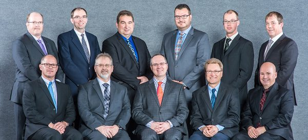 Canola Producers Commission Introduces 2016 Board Of
