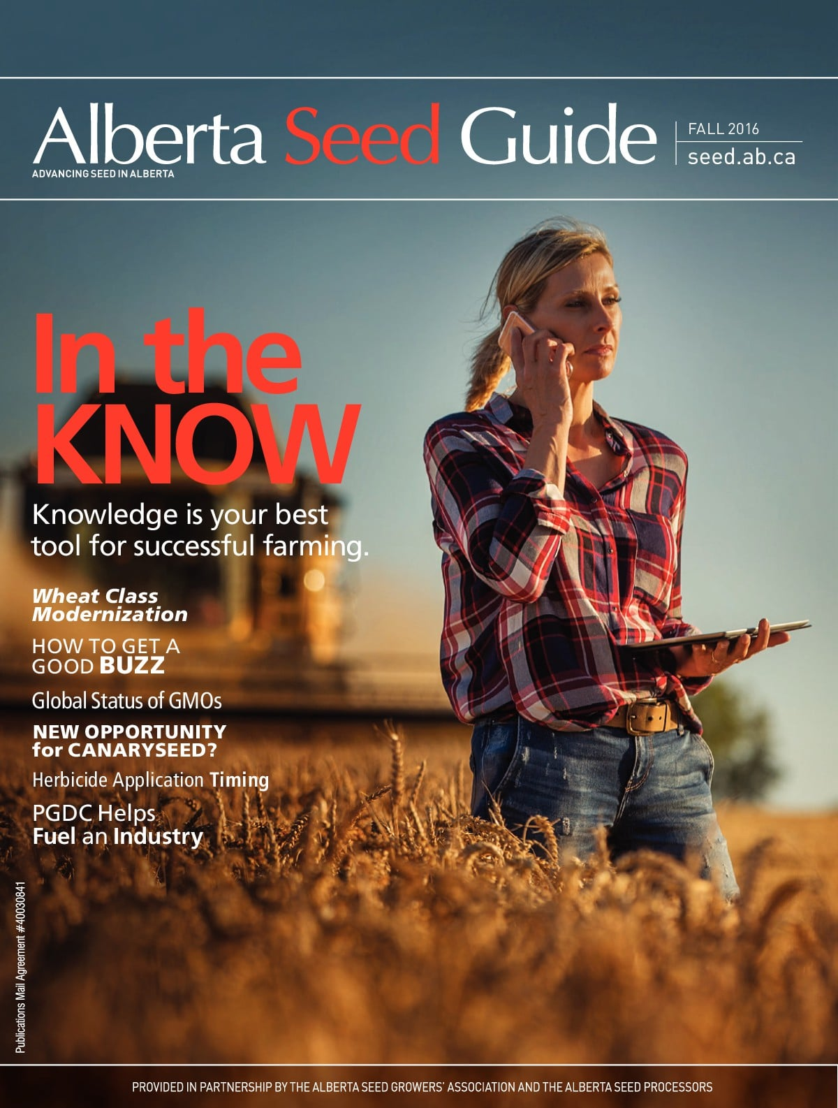 Fall 2016 – In the Know