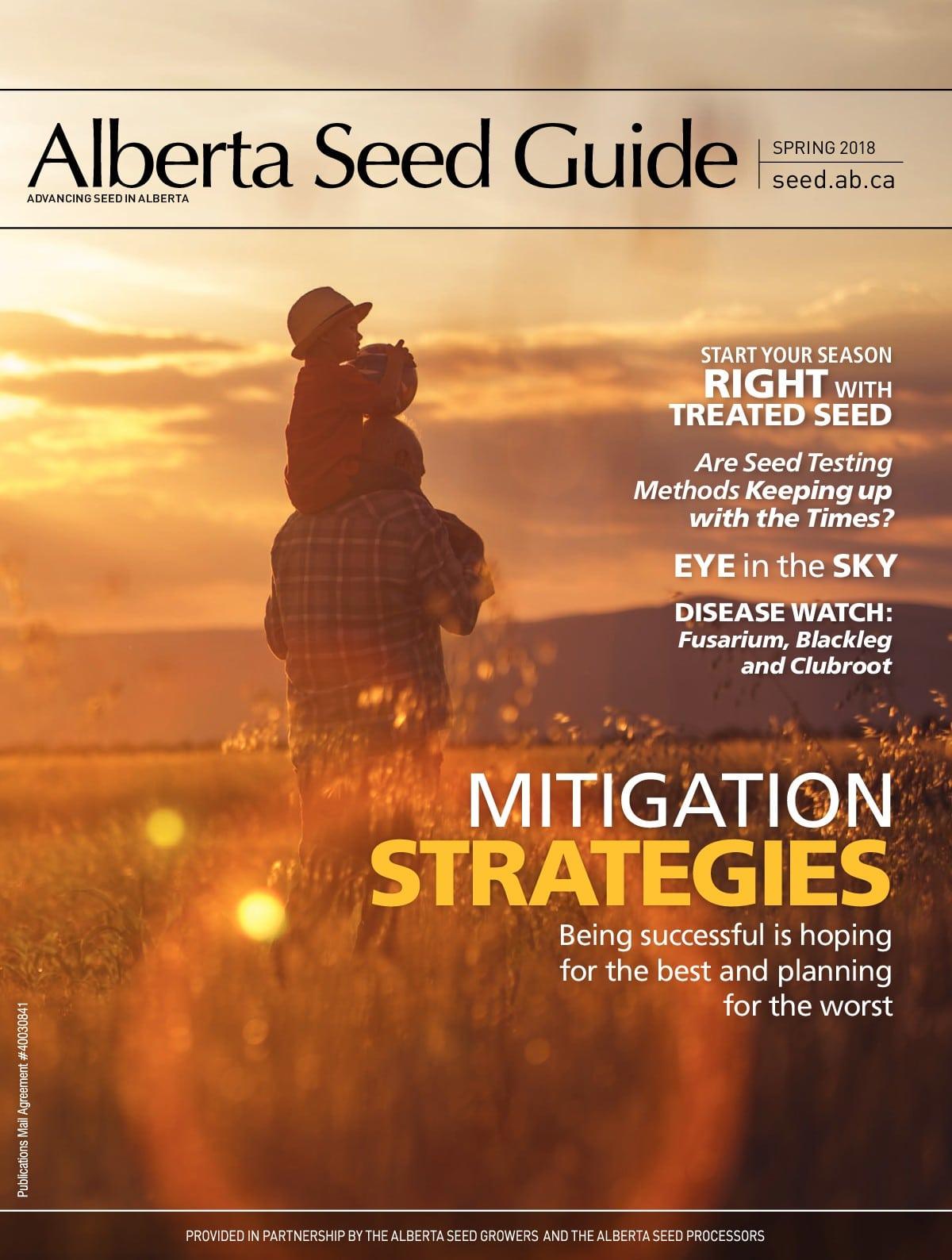 Spring 2018 – Mitigation Strategies