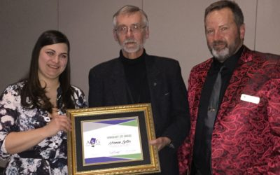 Lyster, Whiting Honoured by Alberta Seed Growers