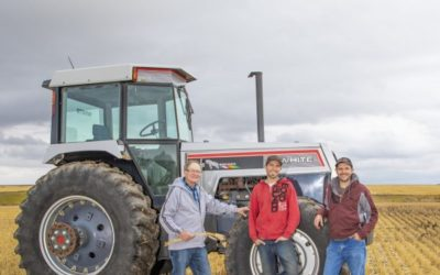 No I in Team: Family and Customers Drive Solick Seeds Ltd.