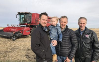 Keeping Current: Victoor Seed Farm Inc. believes in tracking agronomic trends