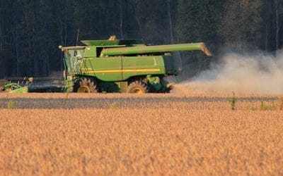 Alberta Harvest Ahead of Average at 61 Per Cent Done