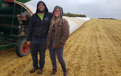 Holmstrom Seed Farm: Family and Integrity First
