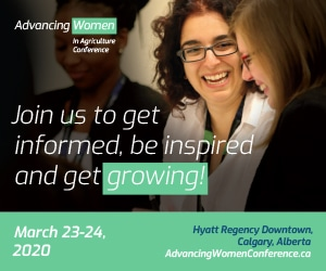 Advancing Women Conference March 23 & 24 in Calgary
