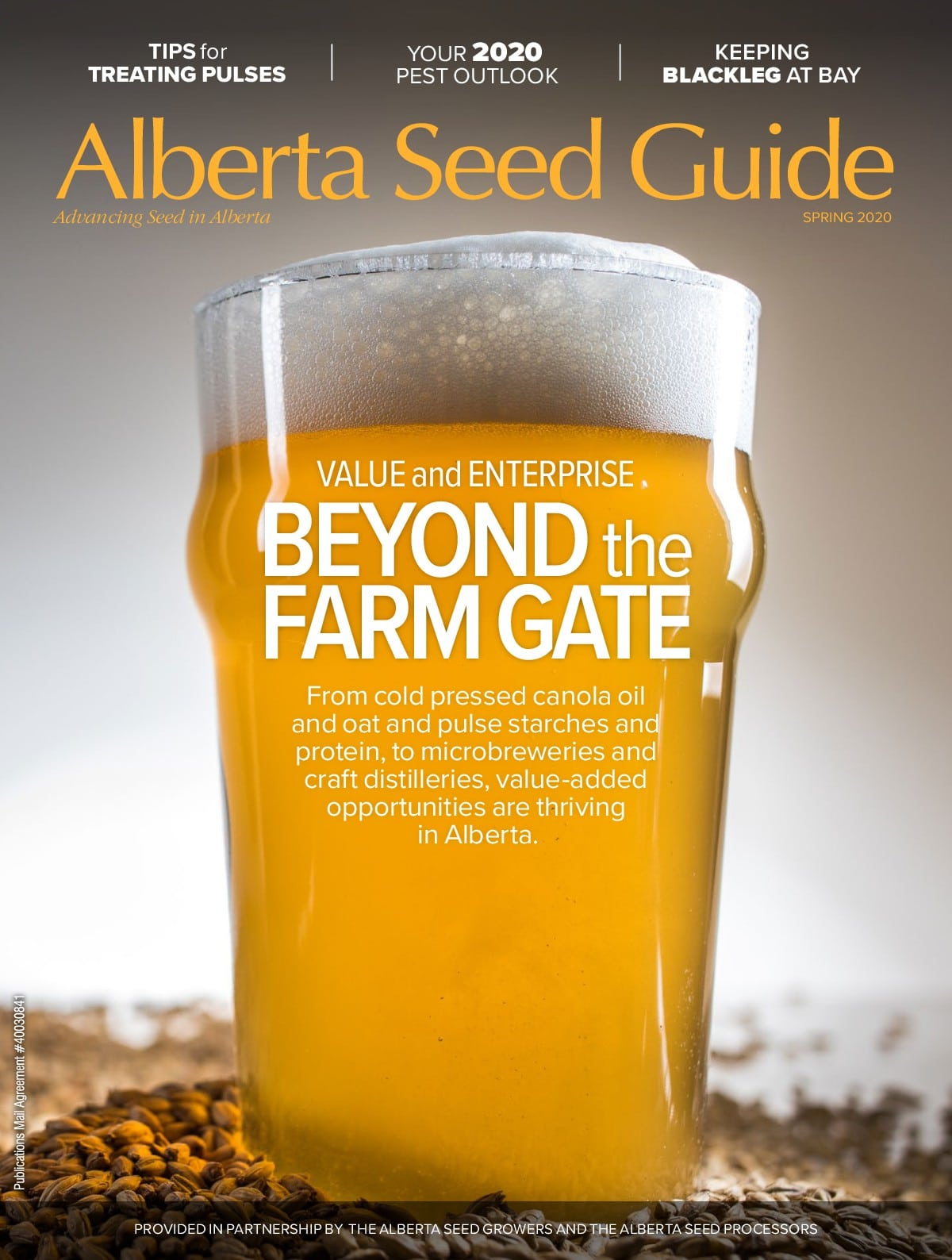 Spring 2020 – Value and Enterprise Beyond the Farm Gate