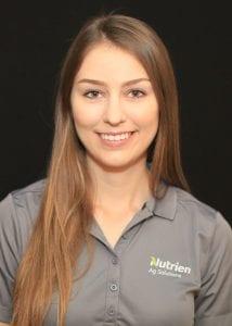 Stacie Yaremko with Nutrien