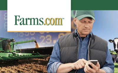 Farms.com and Issues Ink Join Forces