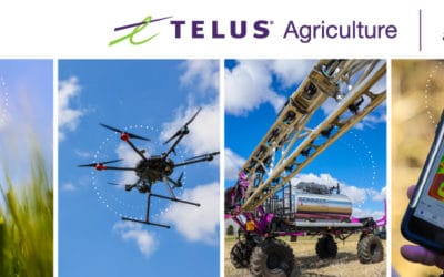 TELUS Invests $1 Million in Olds College Smart Farm