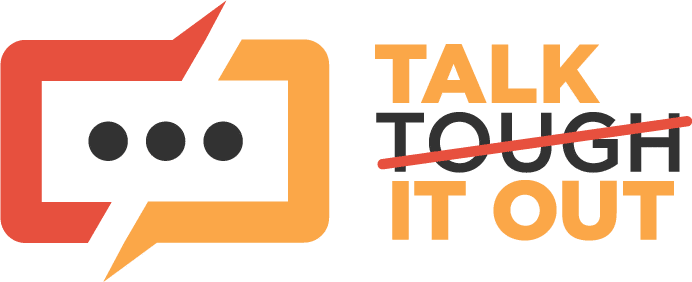 Do More Ag's Talk it Out logo