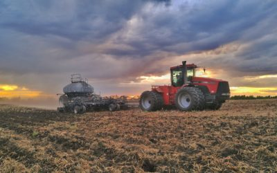 Alberta Planting at 32 Per Cent in the Ground