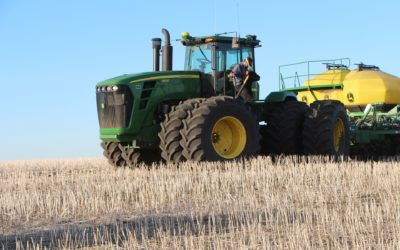 Alberta Seeding Jumps to 71 Per Cent Done