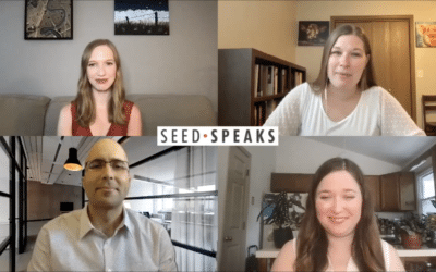 'Seed Speaks' Breaks Ground to Provide Insights for Industry Professionals