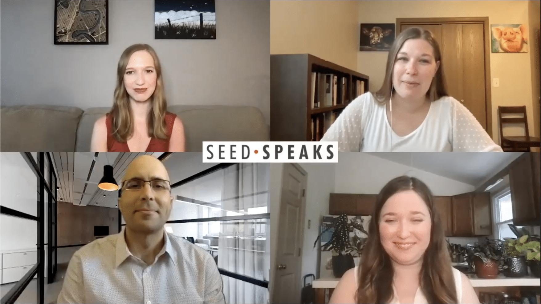 Seed Speaks screenshot