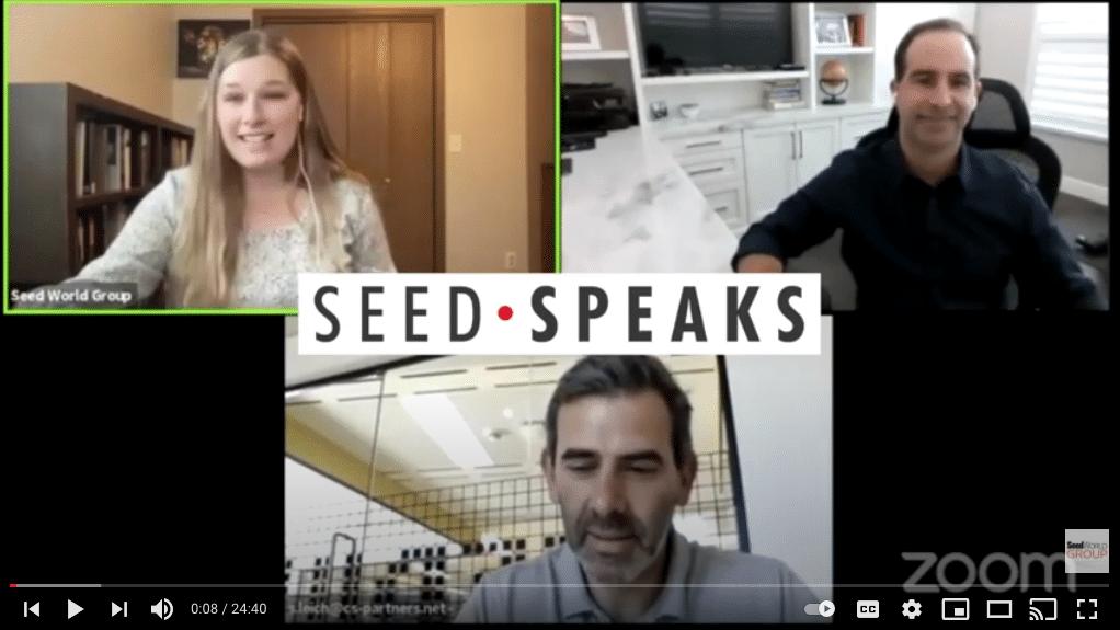Seed Speaks