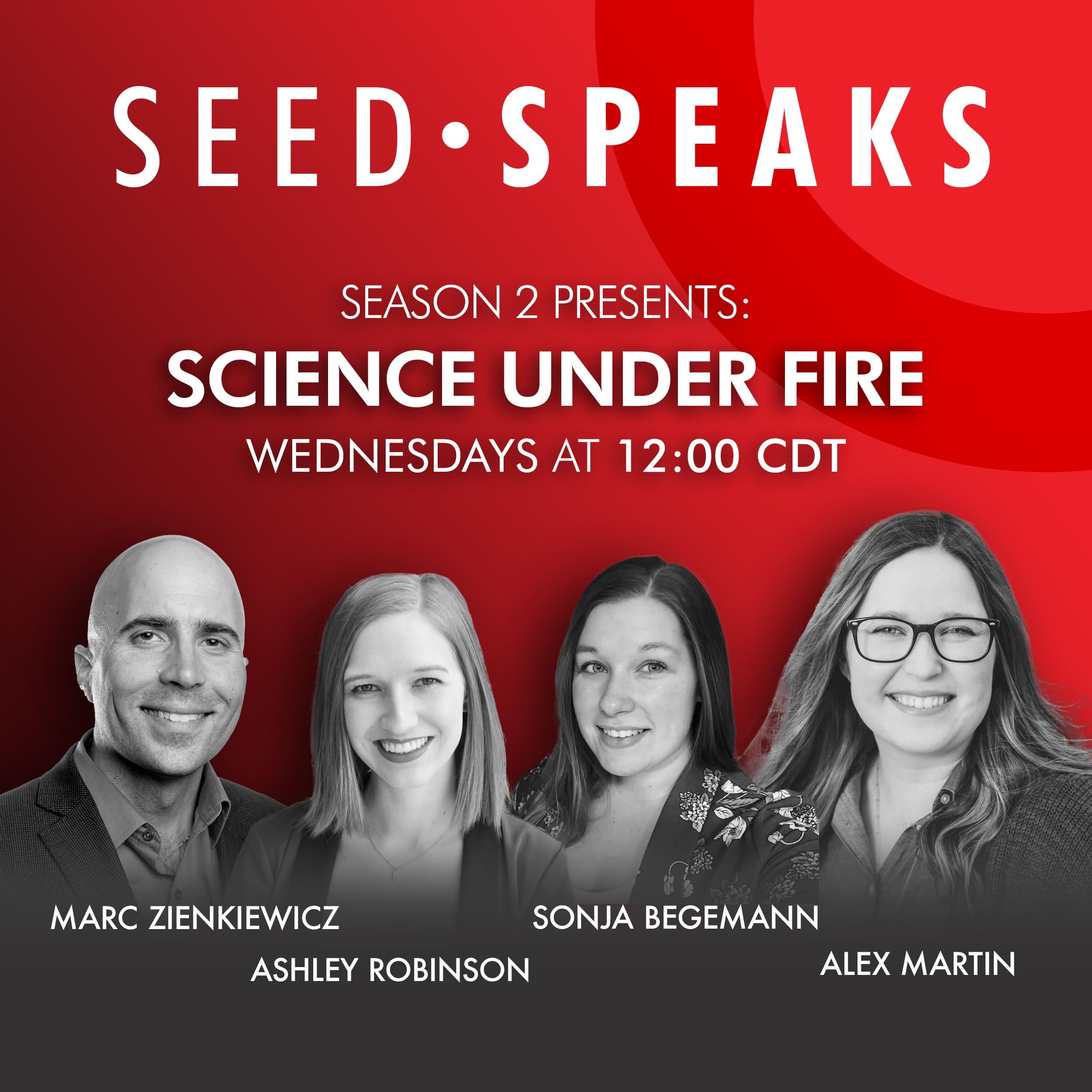 Seed Speaks season 2